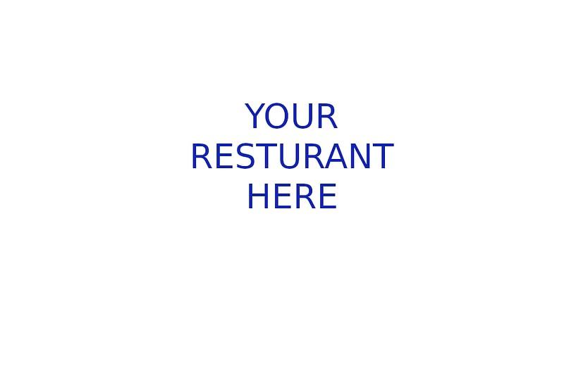your restaurant
